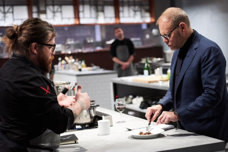 Iron Chef makes its TV return by Everybody Craves