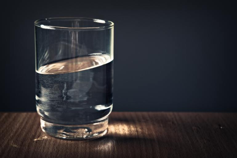 Is it okay to drink water you left out overnight?