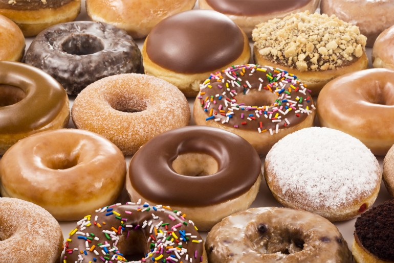 Krispy Kreme voted best coffee shop brand in new poll