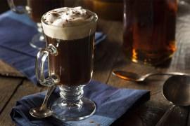 Make the original Irish Coffee this St. Patrick's Day