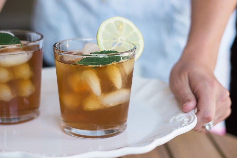 Millennials being blamed for the end of iced tea