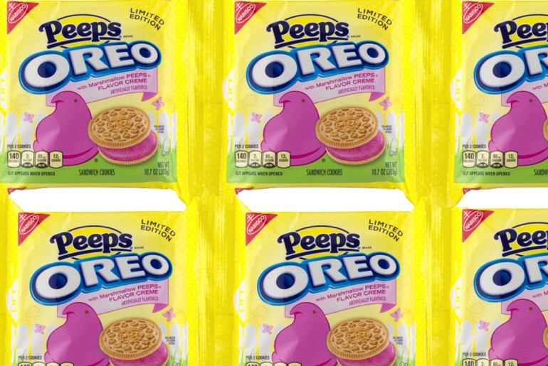 Peep: Easter Themed Oreo flavor by Everybody Craves