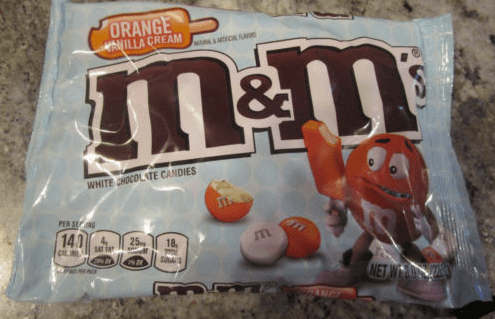New M&M's