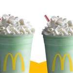 Shamrock shakes return to McDonald's menus nationwide