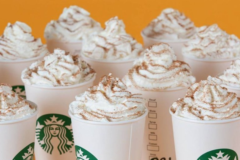 Starbucks to release its Pumpkin Spice Latte the earliest date ever