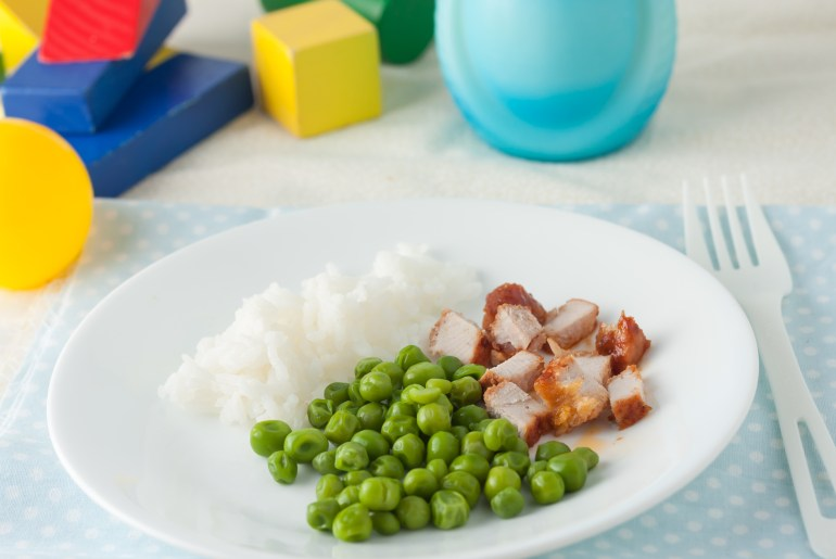 Study shows picky eaters care how food is presented on a plate