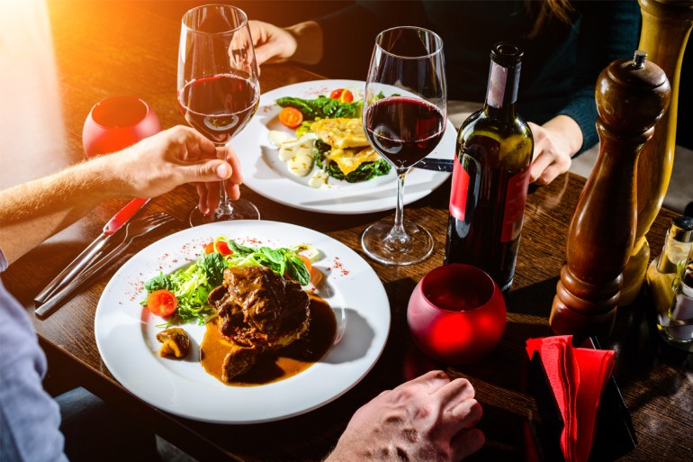 The 100 most romantic restaurants in America, according to OpenTable users
