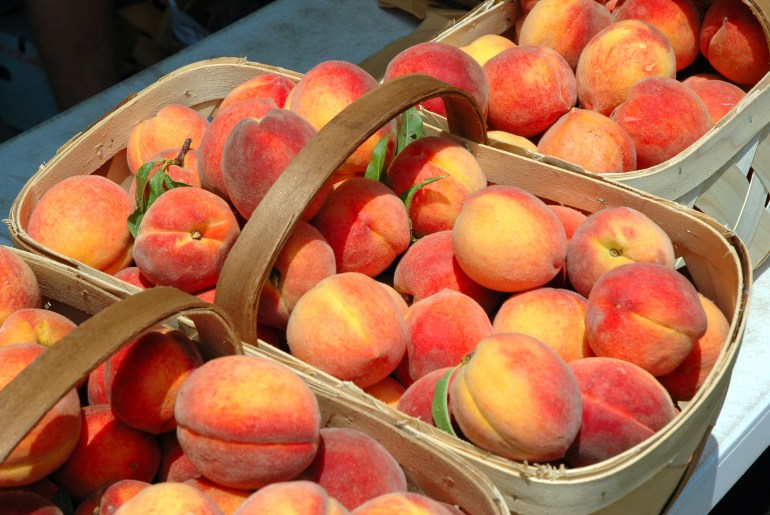 Southern Peach shortage predicted for summer by Everybody Craves