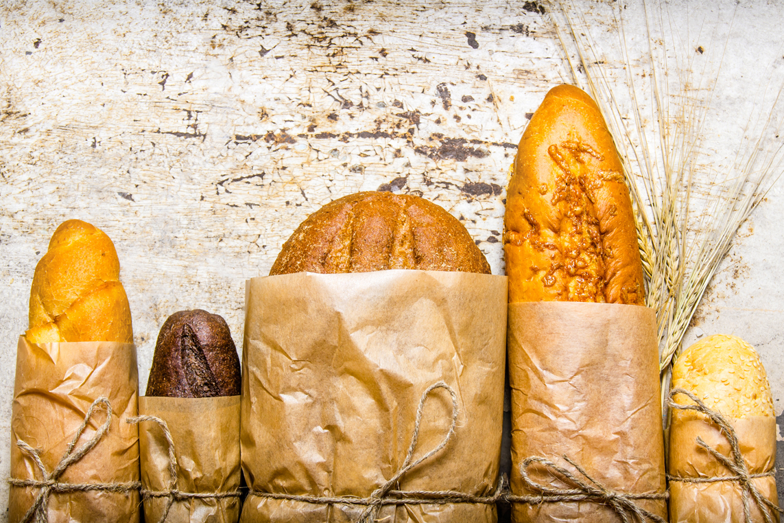 This is why bread comes wrapped in brown paper bags