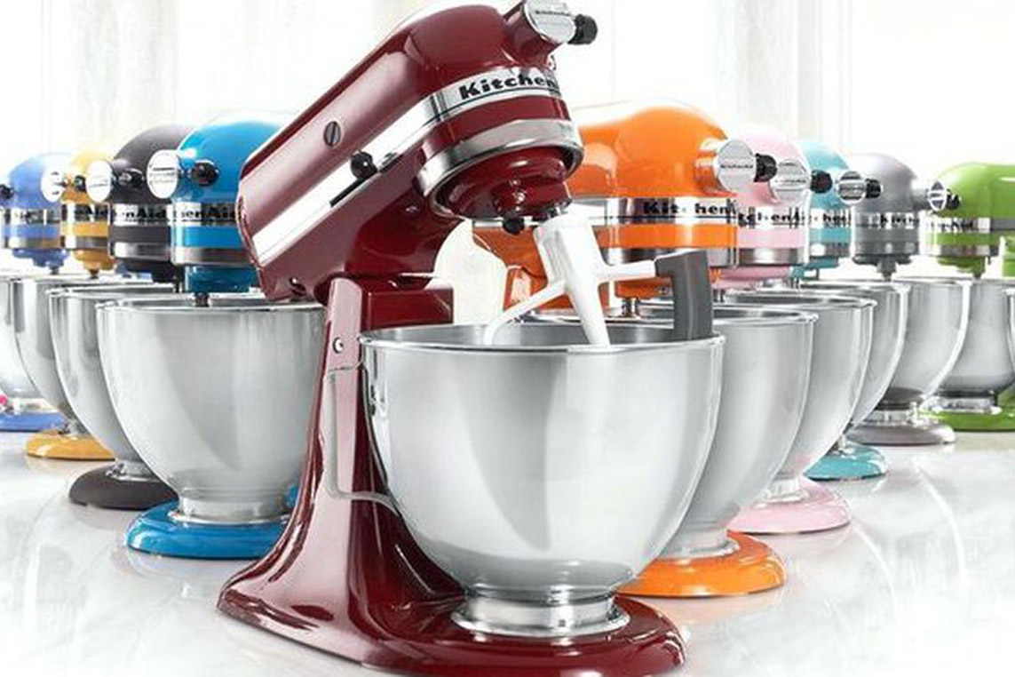 Where to get a KitchenAid stand mixer on sale during Black ...