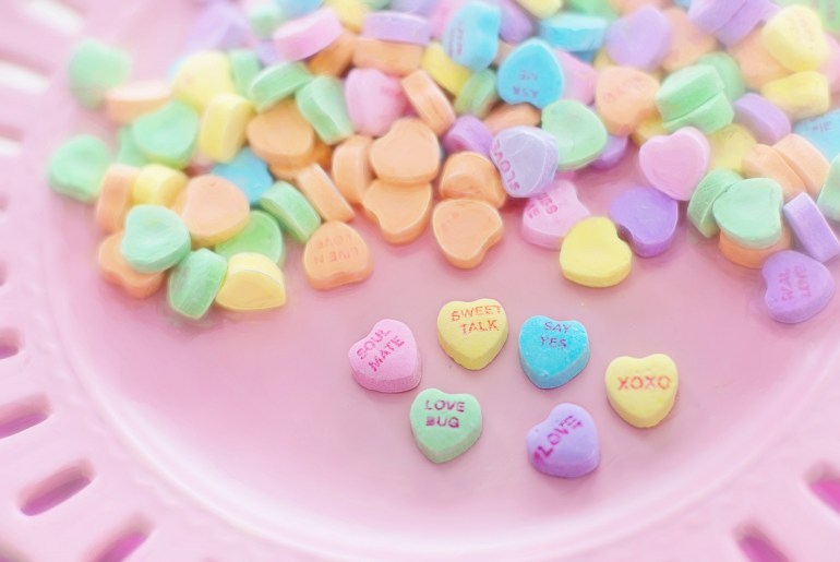 Why conversation hearts will be missing this Valentine's Day