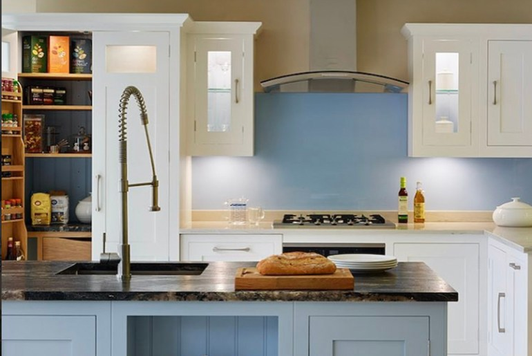 Kitchens painted this color sell for more by Everybody Craves