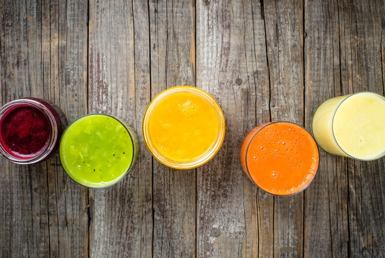 Immunity boosting beverages bring health, energy back by Everybody Craves