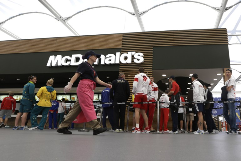 Mcdonald's Ending Longtime Olympic Partnership by Everybody Craves