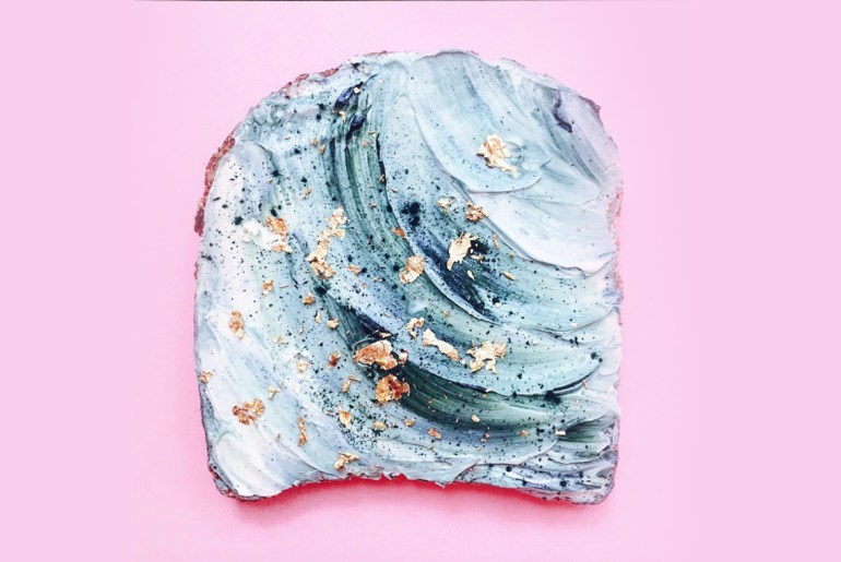 Mermaid Toast is Instagram's Latest Trend by Everybody Craves