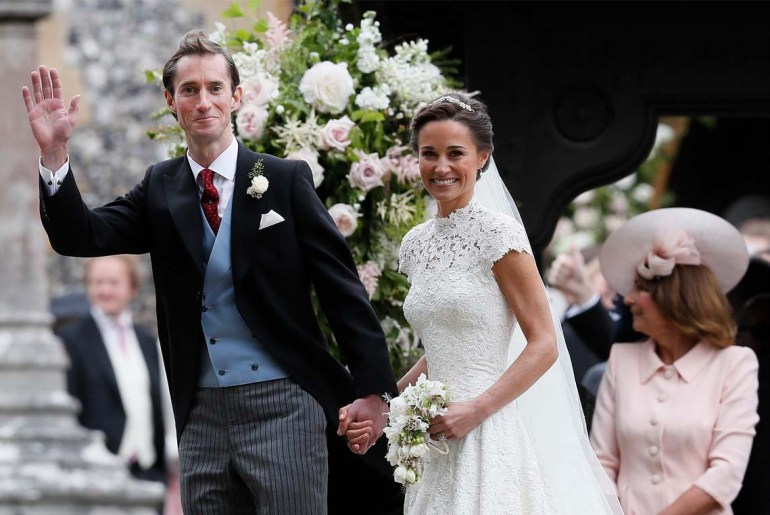 Pippa Middleton's Extravagant Wedding Menu by Everybody Craves