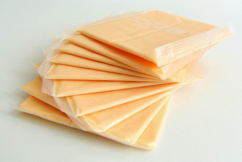 The scary truth behind processed cheeses by Everybody Craves