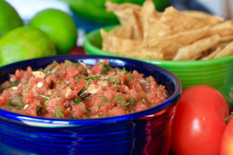 History of Mexican Salsa by Everybody Craves