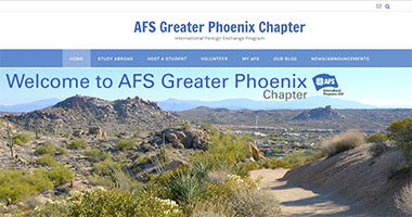 AFS Greater Phoenix Chapter