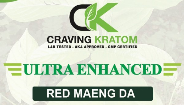 Ultra enhanced red maeng da