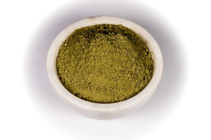 Green Bornio Powder