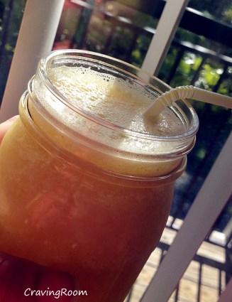 watermelon key lime in jar
