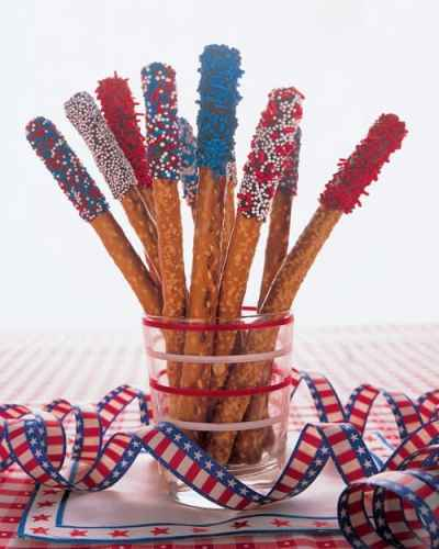 http://www.marthastewart.com/272366/fourth-of-july-pretzel-sparklers