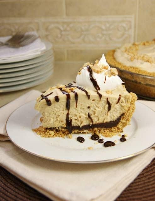 Black Bottom Peanut Butter Icebox Pie The Kitchen is My Playground