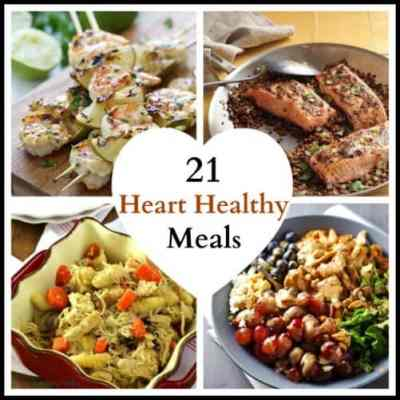 Heart Healthy Meals Roundup