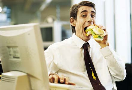 5 Reasons Your Job is Making You Fat|Craving Something Healthy