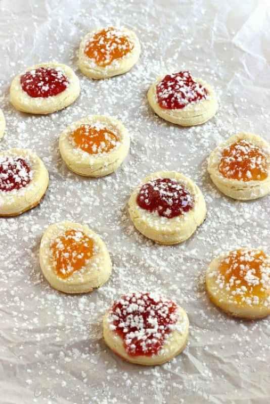 Polish Kolachke Cookies|Craving Something Healthy