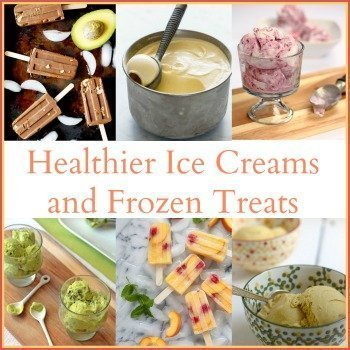 Healthier Ice Creams And Frozen Treats