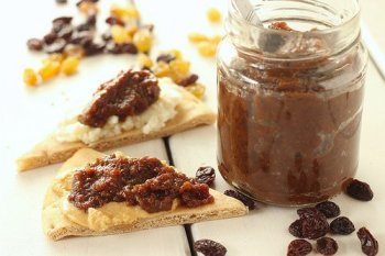 Cinnamon Raisin Butter|Craving Something Healthy