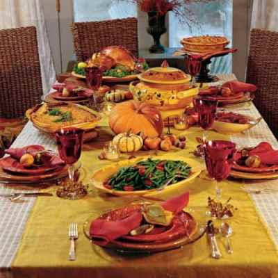 You'll Never Miss Them – Calorie Saving Thanksgiving Swaps
