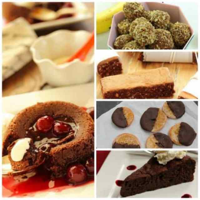 Chocolate desserts|Craving Something Healthy
