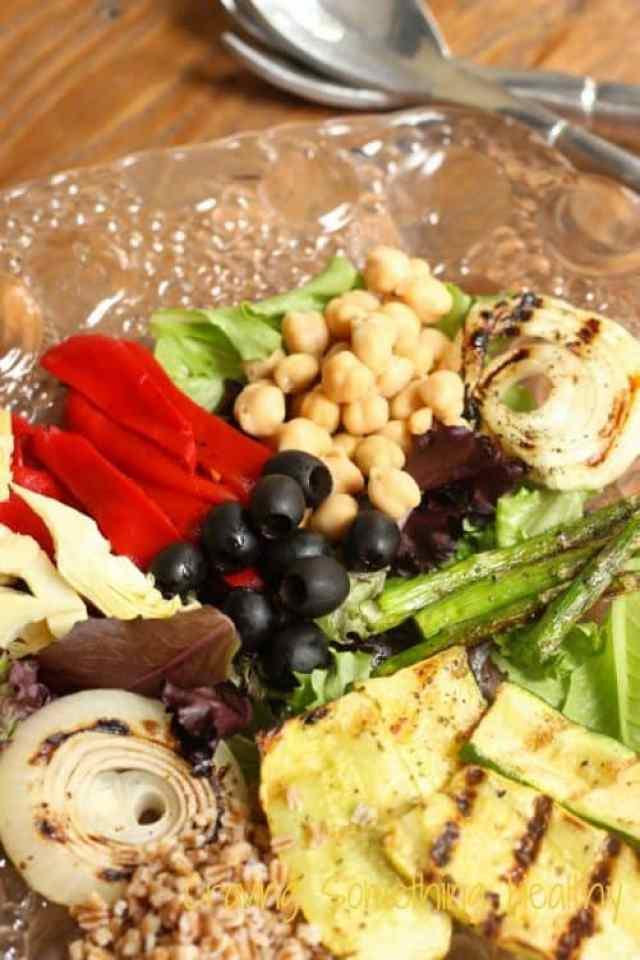 10 Ways to  Celebrate the Mediterranean Diet Craving Something Healthy