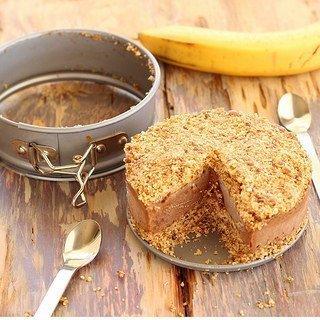 Chunky Monkey Banana Ice Cream Sandwiches|Craving Something Healthy