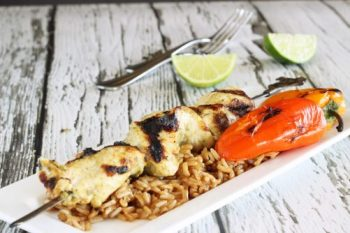 Sweet and Spicy Grilled Jerk Chicken Craving Something Healthy