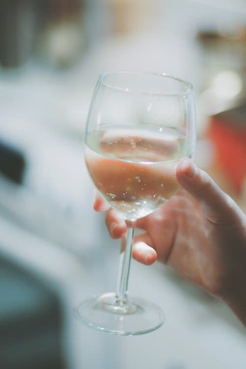 Here's why your nightly glass of wine is keeping you from losing weight|Craving Something Healthy