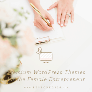 Wordpress themes for food bloggers