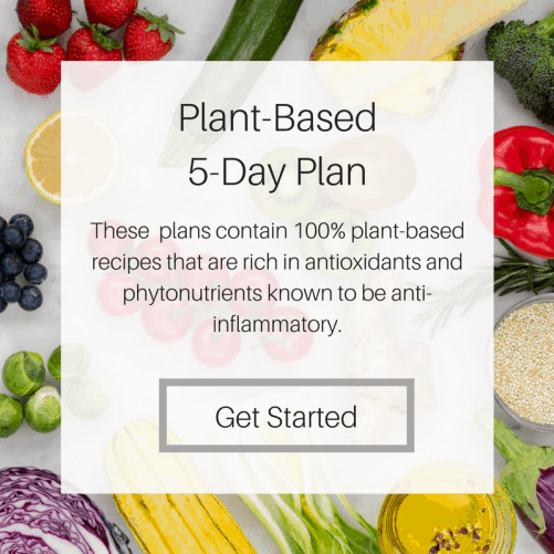 Buy My 5-day Plant Based Meal Plan
