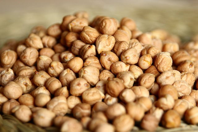 bcaa in chickpea