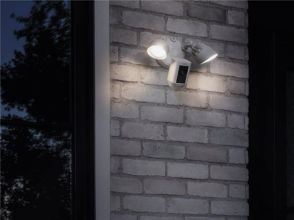 Ring Launches A New Product, Floodlight Cam, At CES 2017