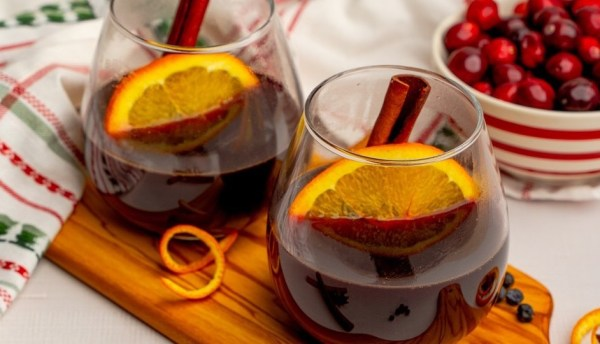 Holiday Mulled Wine Recipe!