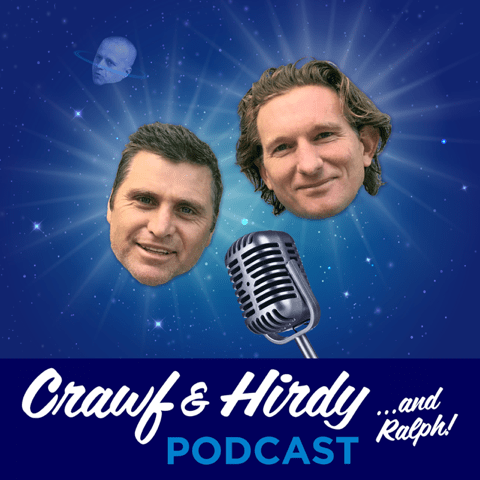Crawf & Hirdy, We Talk Football