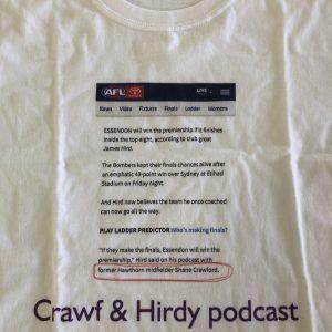 Former Hawthorn Midfielder T-Shirt