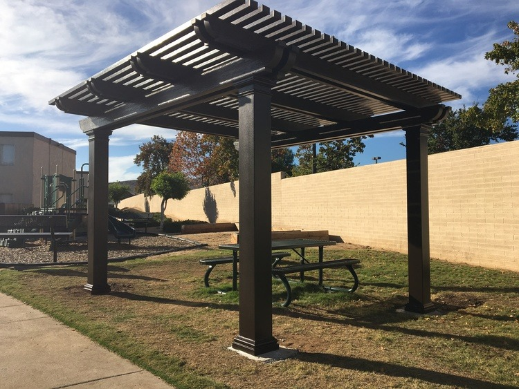 free standing patio covers crawford