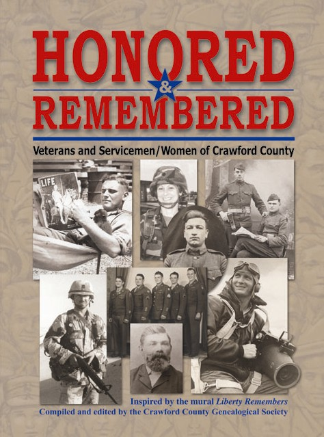 Honored & Remembered: Veterans and Servicemen/Women of Crawford County
