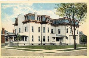 Major Kearsley Home Bought by Bucyrus Ohio Elks Lodge