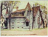 St. Paul's Lutheran Church in 1907 Bucyrus Ohio